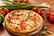 We also have Pizza Night each Friday, from 5 – 7 pm. Enjoy pizza fresh from the oven, with a variety of toppings and home made crust. Buy by the slice, or call the bakery ahead to order a pie at (530) 478-7551.